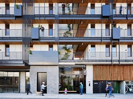 Multiple Dwelling winner shows six degrees of familiarity at the 2019 Sustainability Awards