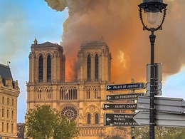 Lessons from the Notre Dame fire