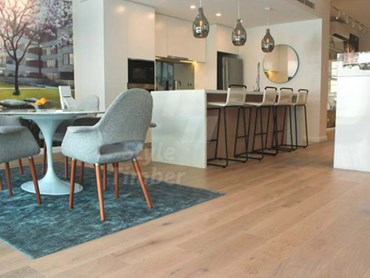 Engineered oak for your floor makes for a sustainable choice