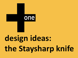 The Staysharp Knife