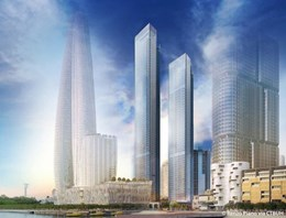 Renzo Piano tower design approved for Barangaroo