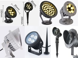 BoscoLighting releases new adjustable spotlights for outdoors and gardens