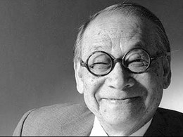 Vale I.M. Pei: the man who designed Paris's Louvre Pyramid