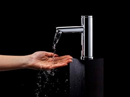 Ensure hygiene, water savings and accessibility with sensor taps