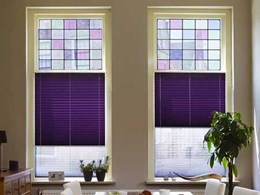 Verosol's high performance metallised blind fabrics bring colour to windows in 36 vibrant ways