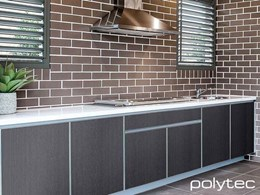 Polytec updates palette for Alfresco door range with 8 new colours