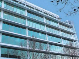 Adelaide building achieves heat and glare control with Ambience roller blinds