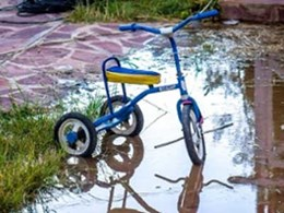 Prevent puddles with porous paving