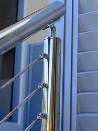 5 reasons for choosing Miami Stainless balustrade posts