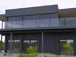 Double glazing in St Andrews holiday home gives comfort and energy savings