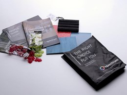 Get the new look sample bag from Spectrum Floors