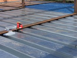 Fielders steel flooring delivering an optimal solution in diverse building projects