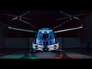 A passenger model of an electric flying vehicle was recently unveiled to the world in Los Angeles. Is this hydrogen-powered flying vehicle the future of taxis, cargo carriers and ambulances?