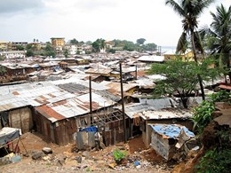 So coronavirus will change cities – will that include slums?