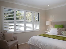 Western Red Cedar shutters insulating your home and your wallet