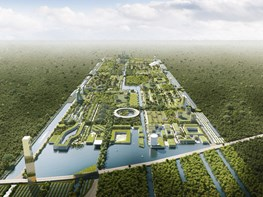Plans for Smart Forest City covered in 7.5 million plants