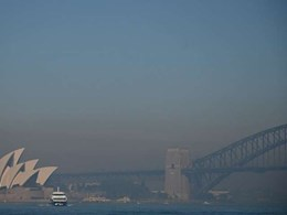 New study released on how bushfires impact urban air quality