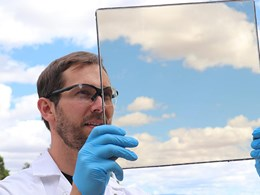 Transparent solar panels and quantum dots will harvest energy on architectural scale