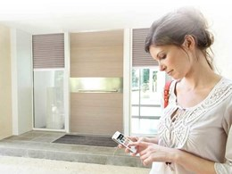 Stay connected to your home with Somfy's home automation technology