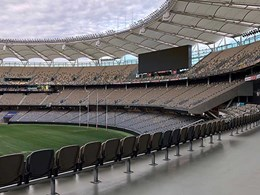Optus Stadium built with InfraBuild steel named 'world's most beautiful'