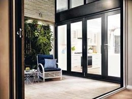 Stegbar's Siteline composite windows and doors aligned with hybrid construction trend