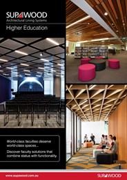 Higher education, discover faculty solutions that combine status with functionality