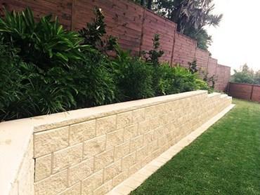Retaining Wall Waterproofing Bunnings Tasman Block
