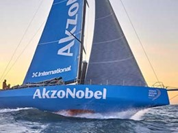 AkzoNobel is official coatings supplier for 2017-18 Volvo Ocean Race