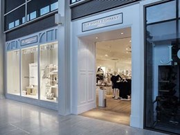Havwoods timber flooring integral to The White Company's retail store design