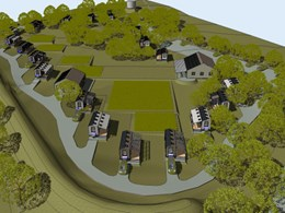 Deakin's micro village project to deliver affordable homes