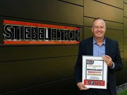 Stiebel Eltron wins top innovation prize