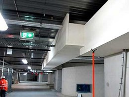 Promat enclosure systems specified for Victorian Comprehensive Cancer Centre