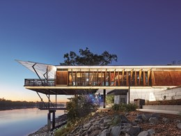 Woods Bagot riverside design adds to a rejuvenated Rockhampton