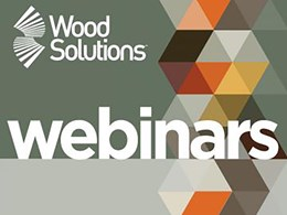 Where Architecture meets Advanced Digital Timber Fabrication: Webinar 30th March