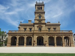 Open house at Werribee Mansion this month