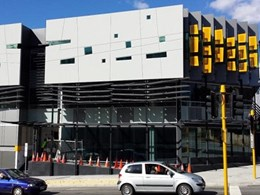 FormPro ICF walls at West Perth mixed-use building