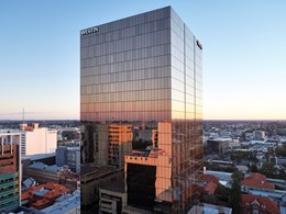 HASSELL-designed Hibernian Place is Perth's latest hotspot