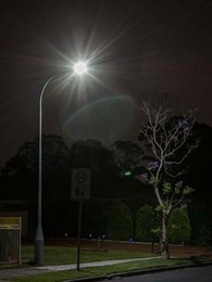 Gerard Lighting adds LED efficiency to Western Sydney street lighting