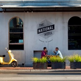 Small Commercial 2012 winner: Breathe Architecture for The National Hotel